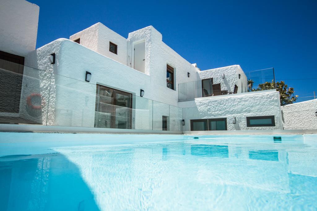Villa Las Nieves Blue - Casas rurales con piscina en Agaete