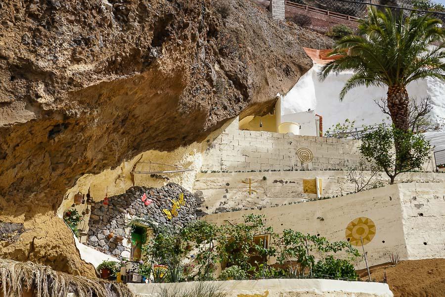 Casas cuevas