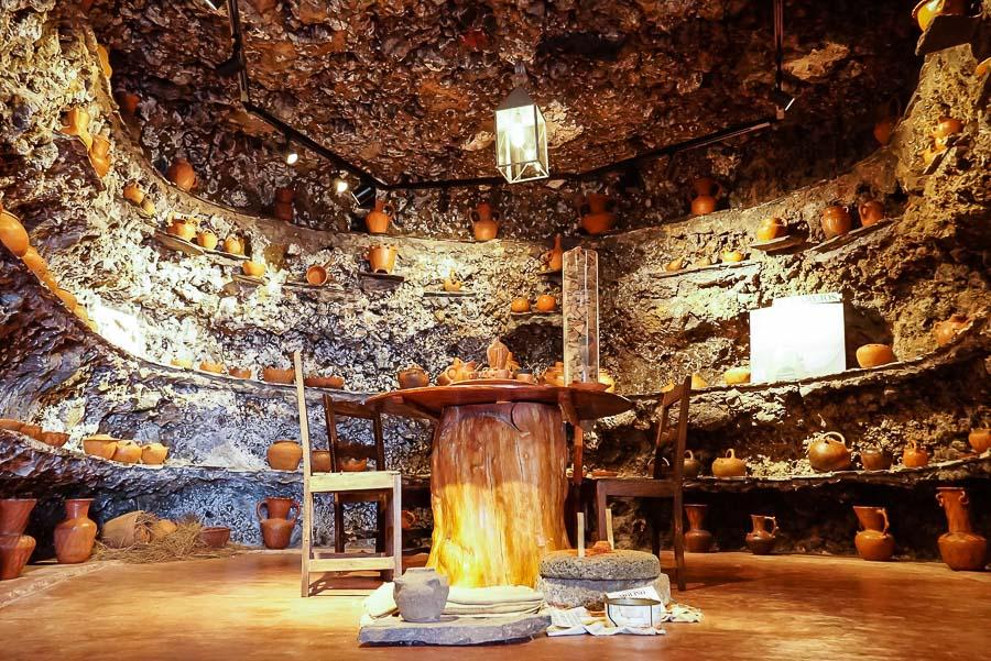 Museo casas cuevas