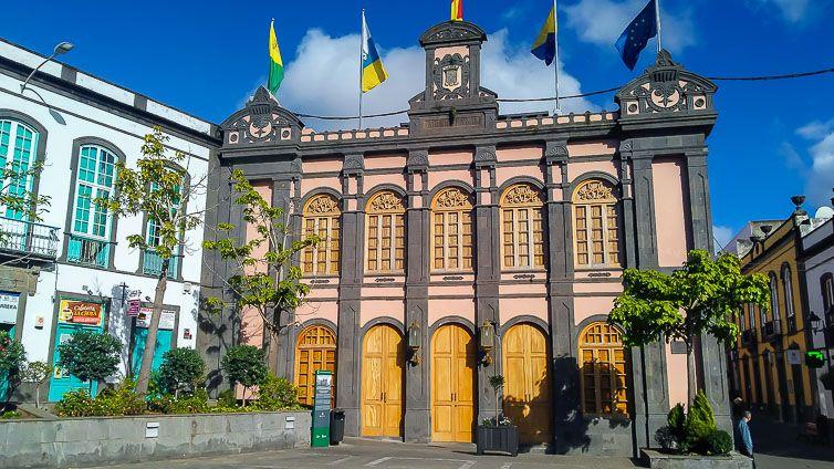 Arucas - Ayuntamiento