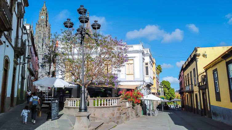 Arucas - Calle León y Castillo
