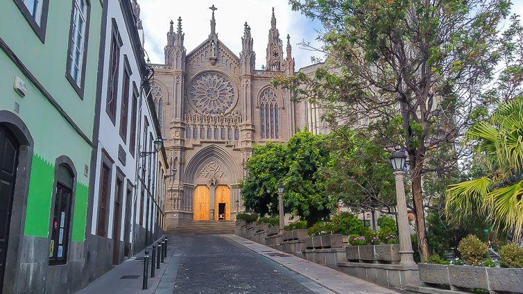 Arucas - Iglesia