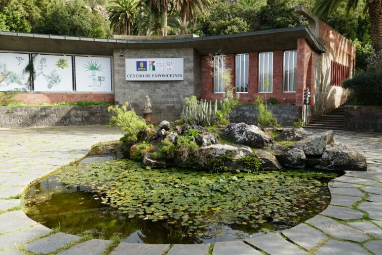 Jardín Canario - Las Palmas de Gran Canaria