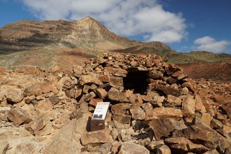 Necrópolis de Arteara - Tumba del Rey