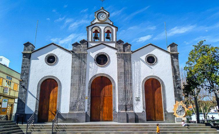 Iglesia de Valleseco