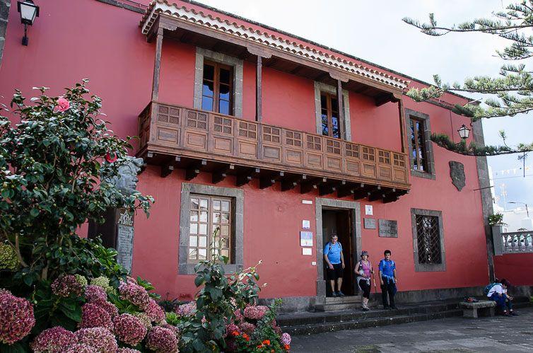 Casa Museo Tomás Morales - Moya