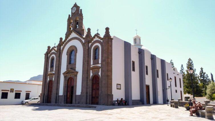 Iglesia de Santa Lucía de Tirajana