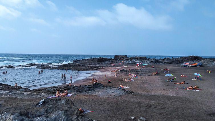 Playa de El Puertillo - Arucas-2