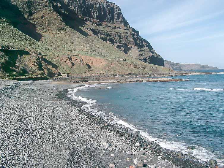 Playa de Vagabundos