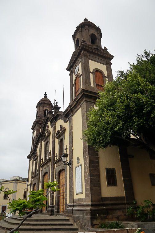 Iglesia de Santa María de Guía