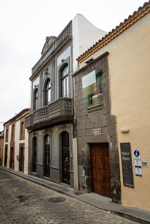 Casa museo Néstor Álamo