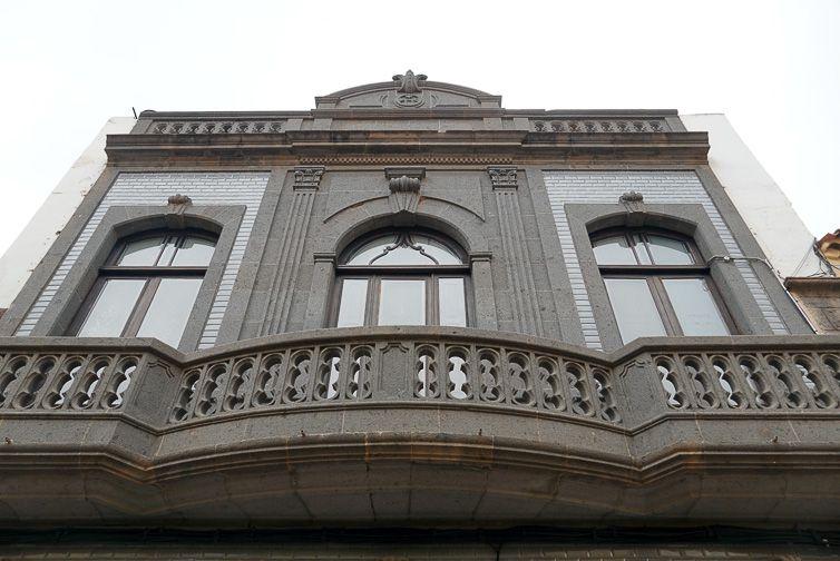 Balconada Museo Néstor Álamo