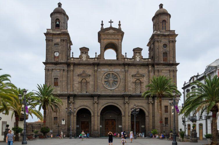 Catedral de Santa ana en Vegueta