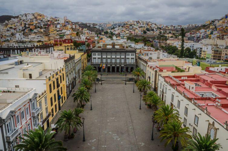 Las Palmas de Gran Canaria VEGUETA