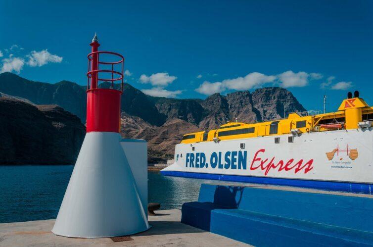 Ferry Agaete - Tenerife