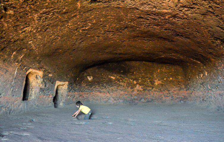 Cuevas del Rey - Tejeda