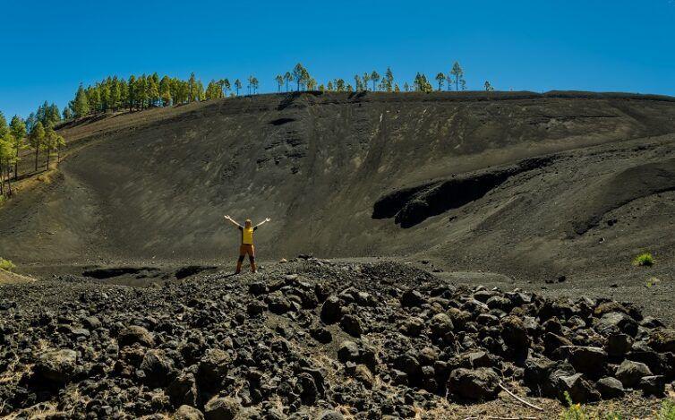 Valleseco - Circular montañon negro