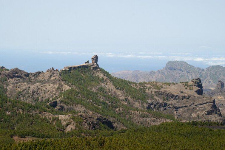 Roque-Nublo-Tejeda