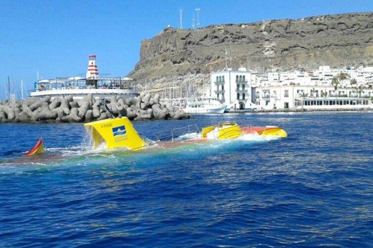 submarino-gran-canaria-mogan