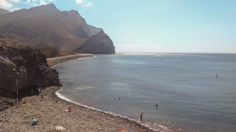 Qué ver en La Aldea - playa 3