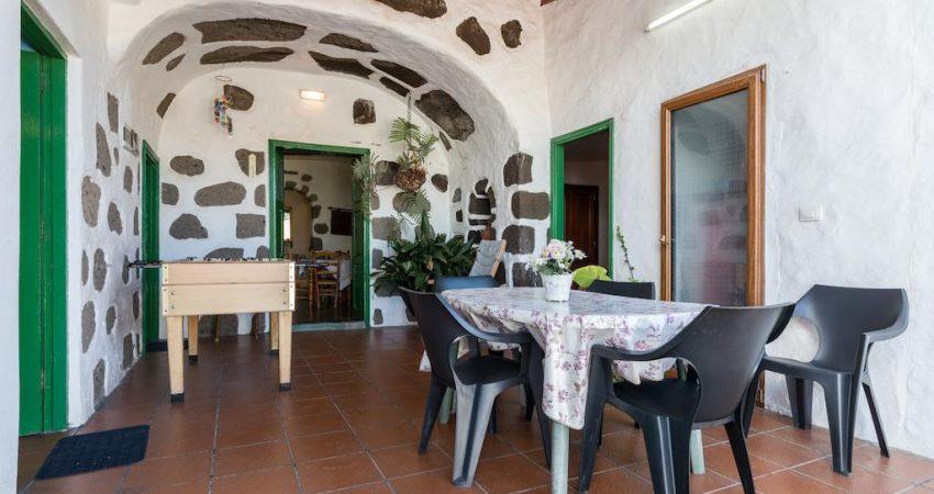 Casas Cueva en Artenara