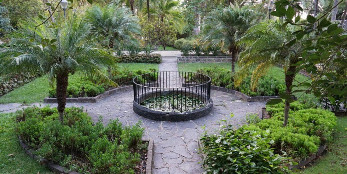Arucas - Parque de las Flores
