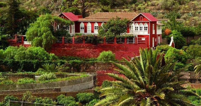 HOTELES RURALES EN GRAN CANARIA