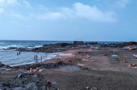 Playa de El Puertillo - Arucas