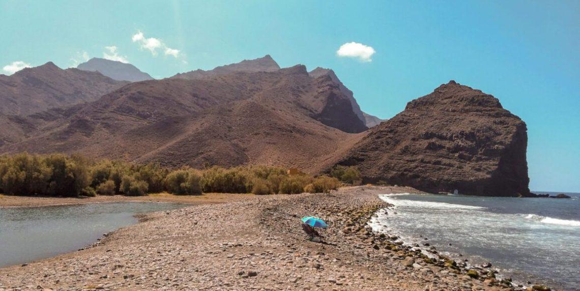 Qué ver en La Aldea - El Charco y playa