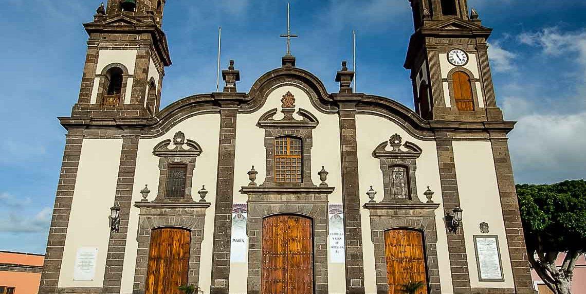 Santa María de Guía - Iglesia